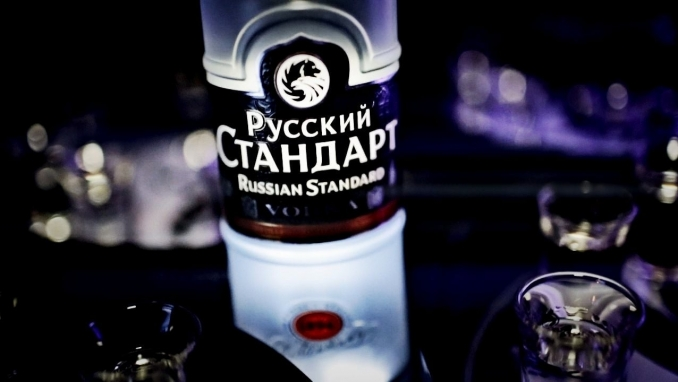 La Vodka russa - Incoming Russia tour operator