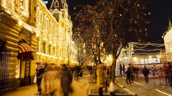 Il festival del Natale a Mosca, luci e colori delle festività natalizie - Incoming Russia tour operator