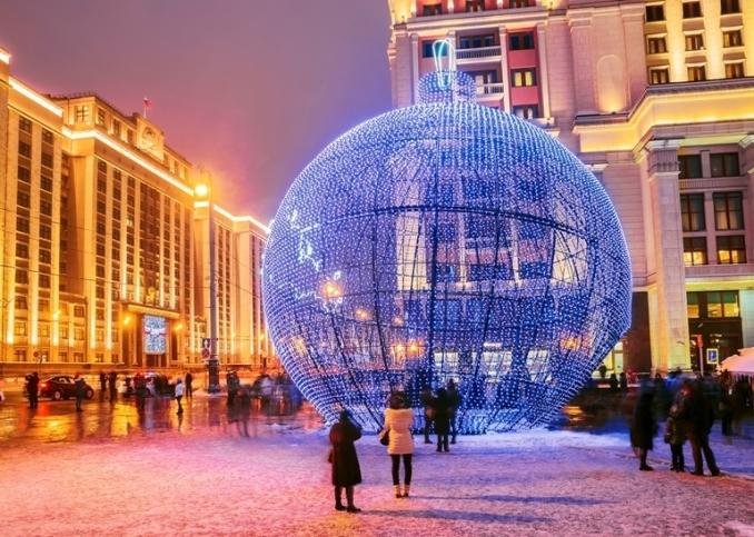 Il Natale a Mosca: un'atmosfera calorosa e coinvolgente per adulti e bambini - Incoming Russia tour operator